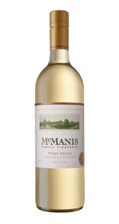 Mcmanis Family Vineyards Pinot Grigio